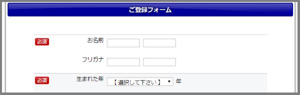 ハクビ-手順(1)名前生年